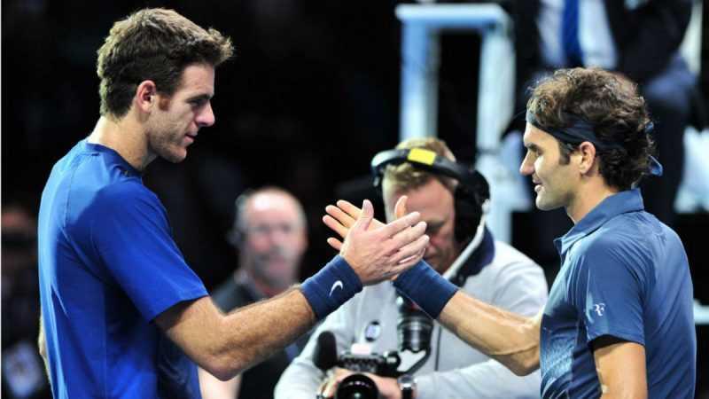 Federer y del Potro van este domingo a la final Indian Wells