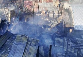 Fuego destruye varias viviendas en El Fracatán de Nibaje