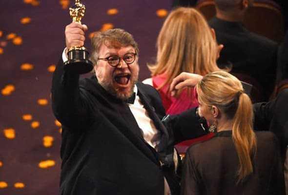 """Guillermo del Toro gana el Oscar por """"The Shape of Water"""""""
