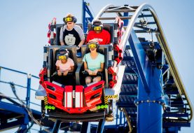 LEGOLAND Florida Resort lanza la primera aventura de Roller Coaster de Realidad Virtual