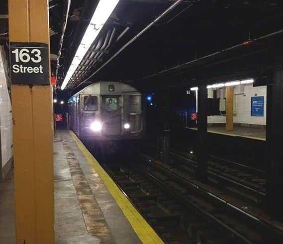 Cierran por seis meses estación de tren en Alto Manhattan