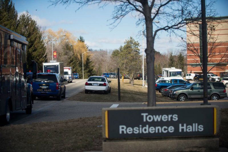 Dos muertos en tiroteo en Universidad Central de Michigan