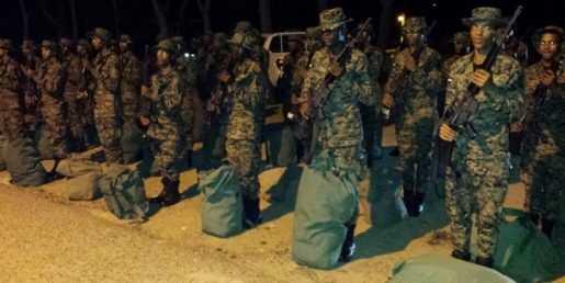Resultado de imagen para militares dajabon
