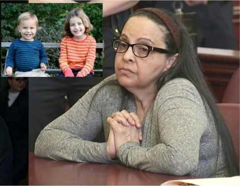 Niñera santiaguera llora durante juicio