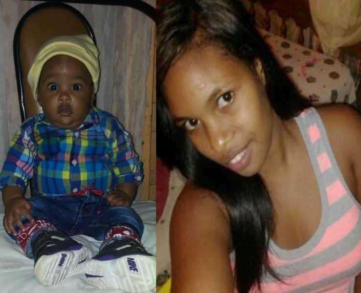 Hombre mata niño y acuchilla madre