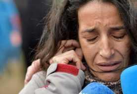 """Madre de Gabriel Cruz, pide """"que no se extienda la rabia y que no se hable de la detenida"""""""