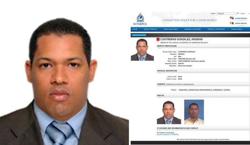Argenis Contreras no ha sido presentado ante juez de inmigración en EEUU
