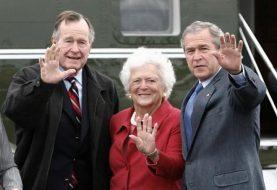 Muere la exprimera dama de EEUU, Barbara Bush