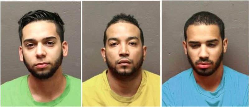 Dominicanos acusados de entregar heroína en Atlantic City
