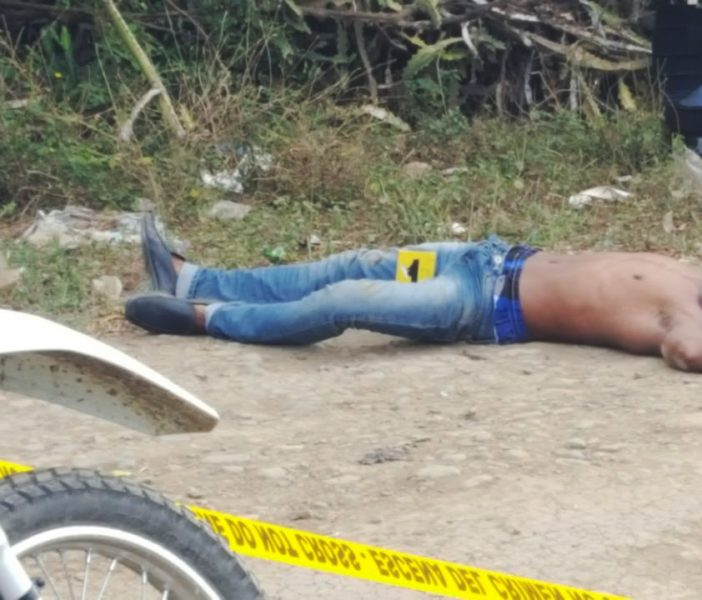 Matan hombre en Hato del Yaque