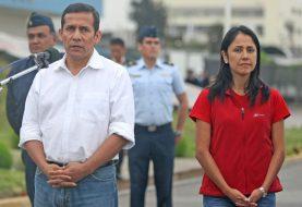 Ordenan libertad del expresidente Humala y su esposa