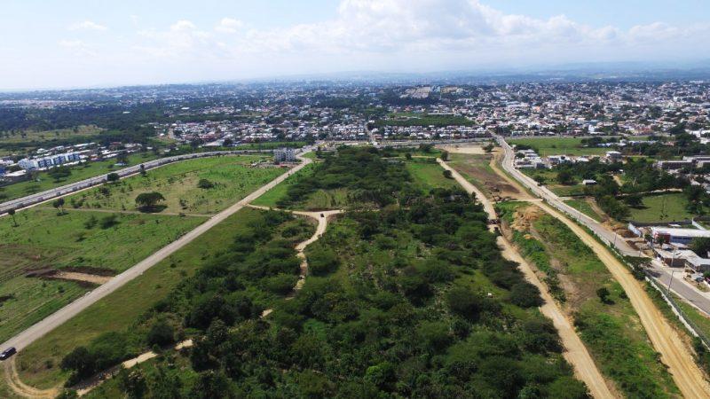 Jardín Botánico de Santiago será inaugurado este lunes