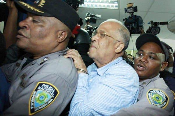Fiscalía DN apelará libertad de Manuel Rivas y Faustino Rosario
