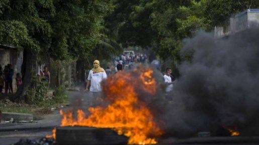 Derechos Humanos reporta 264 muertes en Nicaragua