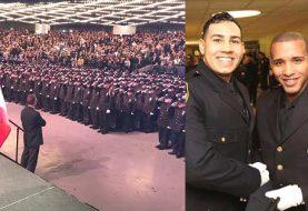 Cientos jóvenes se gradúan como nuevos policías NY