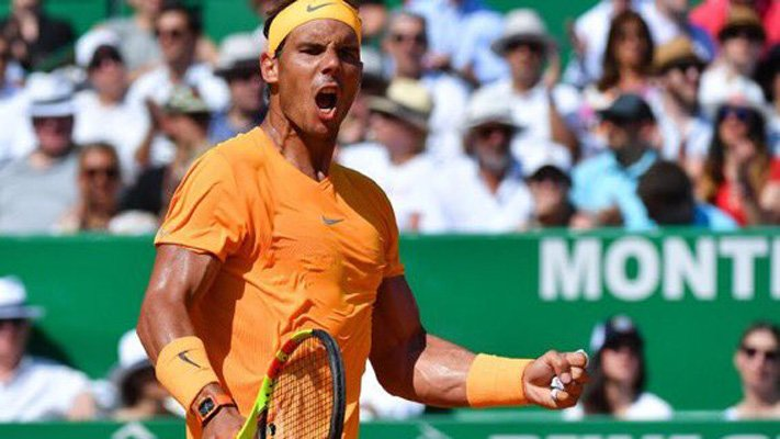 Nadal tenista con mas títulos master 1.000