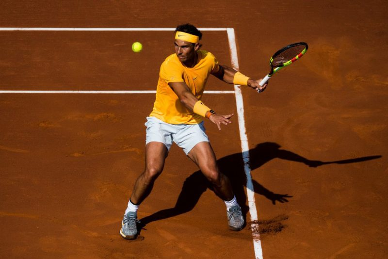 Rafael Nadal sigue imbatible!