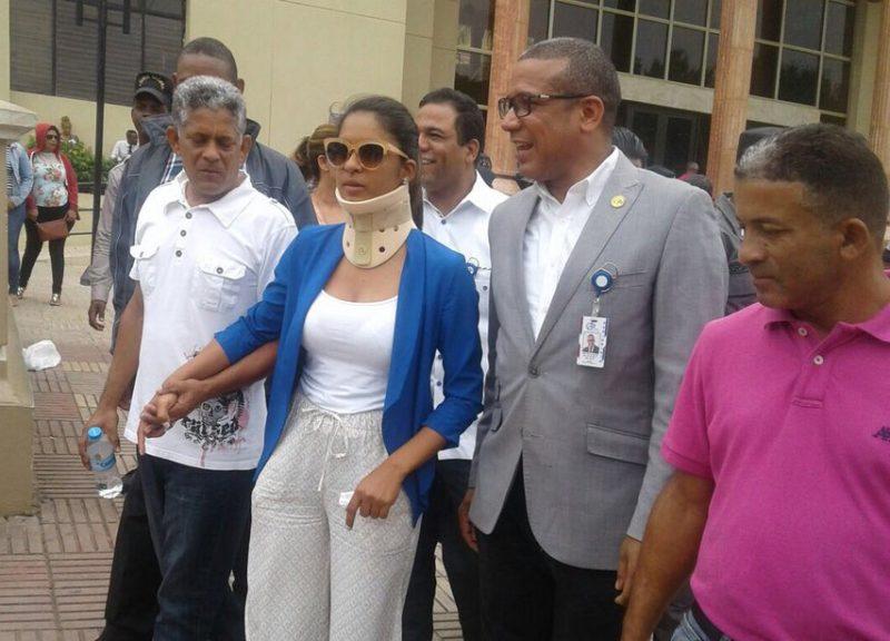 Dictan coerción implicados agresión periodista Deyanira López