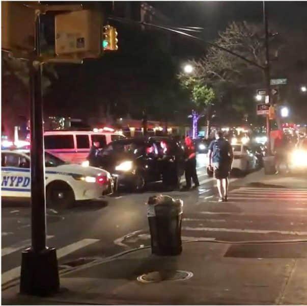 Dominicano escapa de cerco policial en Manhattan