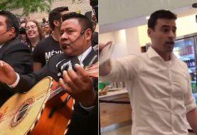 Mexicanos protestan contra abogado Aaron Schlossberg