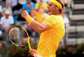 Nadal derrota a Roger Federer
