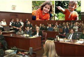Niñera, lloró y pidió perdón a padres niños asesinados