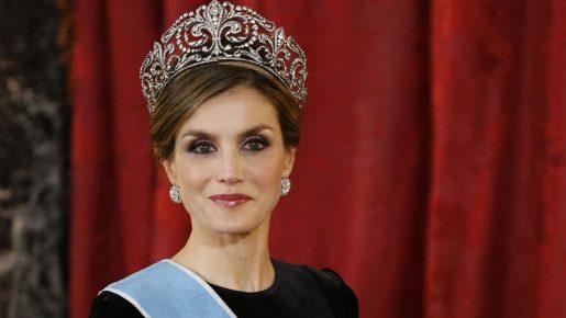 Reina Letizia de España llega hoy a la RD