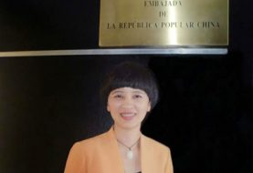 Fu Xinrong anuncia instalación de la Embajada de China en RD