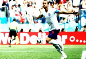 Inglaterra aplasta a Panamá