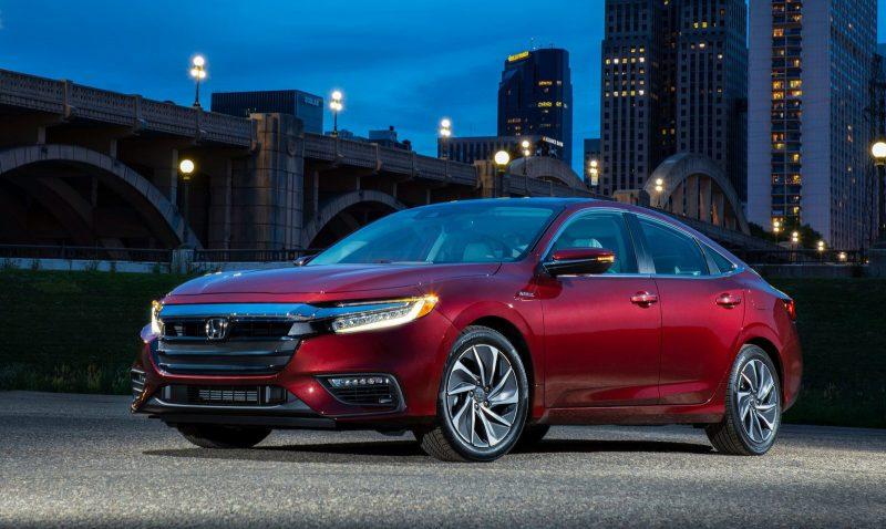 El nuevo Honda Insight 2019 ofrece sofisticación y estilo de conducción