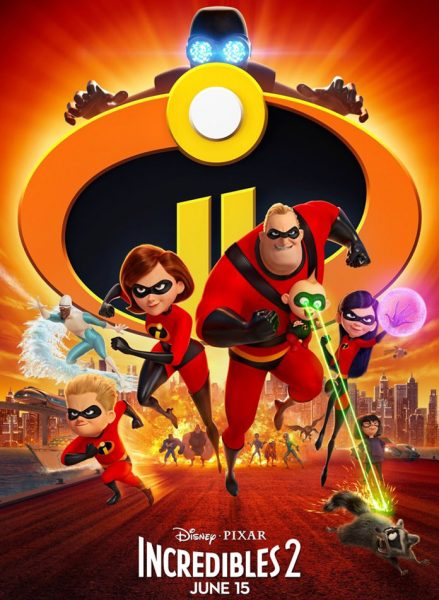 Incredibles 2 establece récord de taquilla