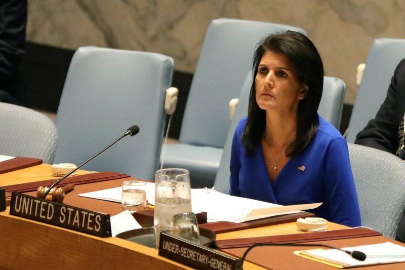 EE.UU. se retira del Consejo Derechos Humanos ONU
