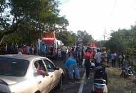 Sosúa: Al menos 7 heridos accidente de tránsito