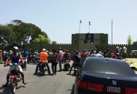 Un muerto y varios heridos durante motín cárcel de Nagua
