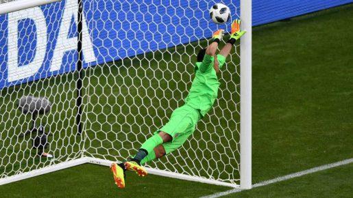 Cae Costa Rica en debut ante Serbia