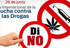 """26 de junio: """"Día Internacional contra las Drogas"""""""
