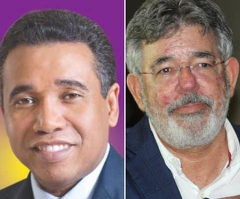 Peledeístas difieren ante suspensión Díaz Rúa-Félix Bautista