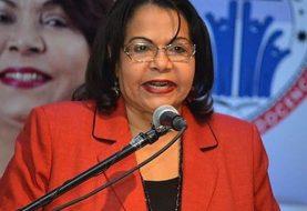 Emma Polanco, primera mujer rectora de la UASD