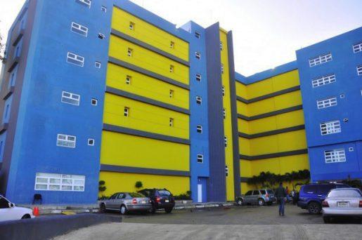 Historia hospital José María Cabral y Báez