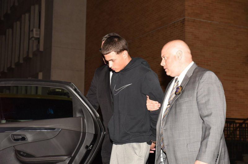 Al menos 7 arrestados por caso Lesandro Guzmán Feliz (Junior)