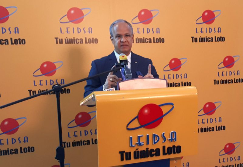 Leidsa informa que RD$134 millones del loto no han sido reclamados