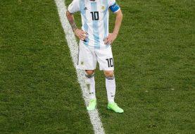Croacia golea 3-0  Argentina