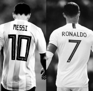 Ronaldo y Messi eliminados del Mundial de Futbol