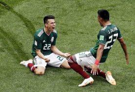 México se impone ante Alemania