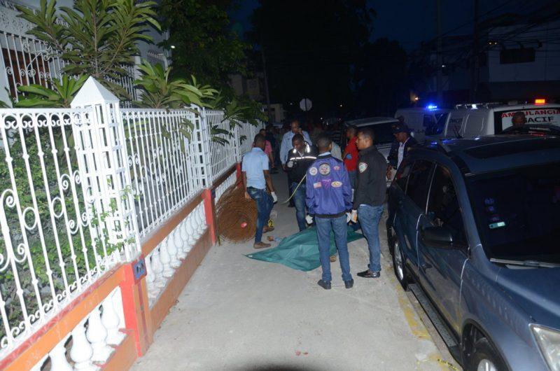 ¿Por qué mataron presidente de una Junta Vecinos en Gascue?
