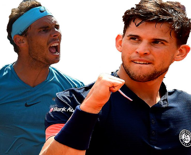 Nadal y Thiem se medirán el domingo en final Roland Garros