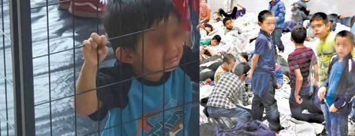 Dominicanos NY indignados y tristes por niños en refugios EEUU
