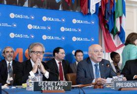 OEA se alista a votar sobre Venezuela