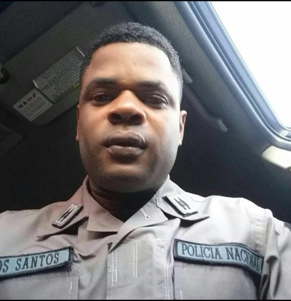 La Policía Nacional investiga asesinato oficial en Haina