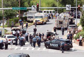 5 muertos en tiroteo en el periódico Capital Gazette de Maryland